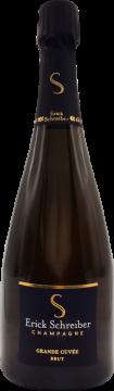 Champagne Erick Schreiber Grande Cuvée.